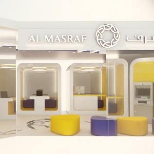 Al Masraf Bank - Mussafah Branch